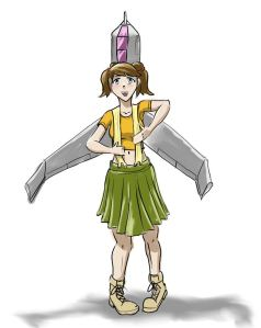 scaneagle girl tries so hard, but she is just so incompetent.